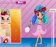 Flower Girl Hairstyles gra online