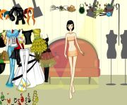 Funky Clothing Dress Up gra online