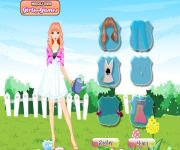 Gardener Girl Dress up gra online
