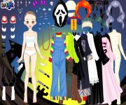 Halloween Dress Up 5 gra online