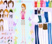 Hanbin Dress Up gra online
