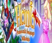 Hania - Pomocnik Świętego Mikołaja gra online