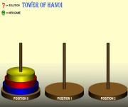 Hanoi gra online