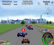 Ho-Pin Tung Racer gra online