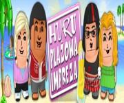 Huru Plażowa Impreza gra online