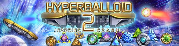 Hyperballoid 2: Jeździec czasu