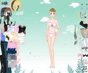 Icy Dress Up gra online