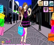 International Shopper Dress Up gra online