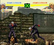 King of Fighters gra online