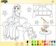 Kolorowanka gra online