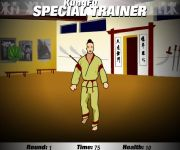 Kung Fu Special Trainer gra online