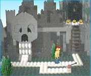 Lego Treasure Hunt gra online