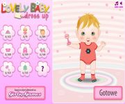 Lovely Baby Dress Up gra online