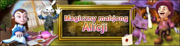 Magiczny mahjong Alicji