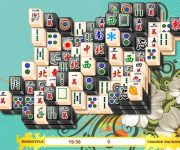Mahjong Black and White gra online