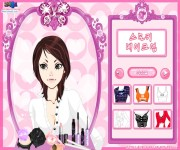 Make-up gra online