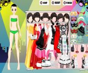 Masquerade Dress Up gra online