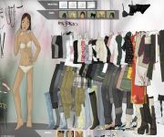 Maxim Fashion Dress Up gra online