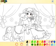 Me and my Toys Painting gra online