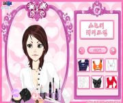 Mirror Dress Up gra online