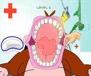 Monkey Dentist gra online