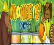 Monkey's Tower gra online