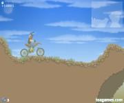 Motor Cross 3 gra online