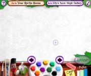 Namaluj obrazek gra online