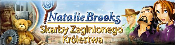 Natalie Brooks: Skarby Zaginionego Królestwa