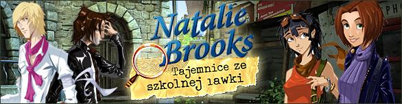 Natalie Brooks: Tajemnice ze szkolnej ławki