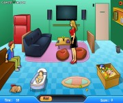 Naughty Babysitter gra online