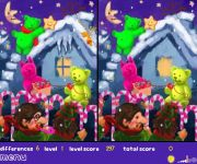 New Year in Jelly Village gra online