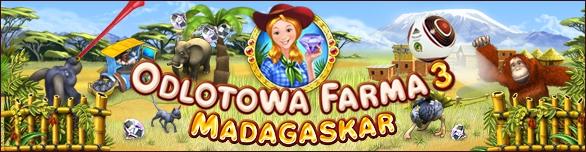 Odlotowa farma 3: Madagaskar