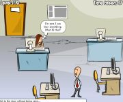Office Sneak Out gra online
