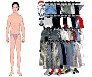 Orlando Bloom Dress Up gra online