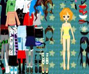Party Doll Dress Up gra online