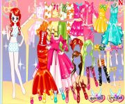 Party Dress Up gra online