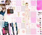 Patch Quilt Dress Up gra online