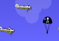 Pilot Kamikaze gra online