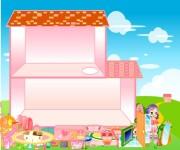 Pink Dollhouse Decoration 2 gra online