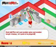 Pizza Shack Deluxe gra online