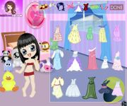 Playroom Dress Up gra online