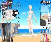 Plaża gra online