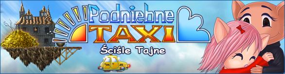 Podniebne Taxi: Ściśle Tajne
