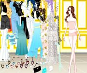 Posh Dress Up gra online
