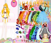 Princess Gown Dress Up gra online