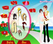 Princess Proposal Dress Up gra online