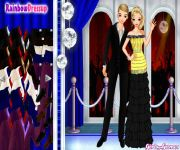Prom Couple Dress Up gra online