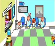 Przychodnia i pacjenci gra online