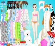 Pyjama Dress Up 2 gra online